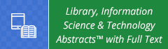 Library, Information Science and Technology Abstracts