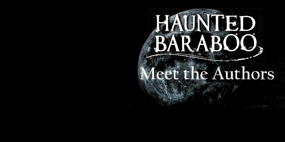slide advertising 'Haunted Baraboo' Meet the Authors program