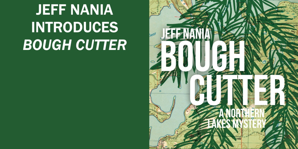 slide advertising Jeff Nania Introduces 'Bough Cutter' 10-14-21